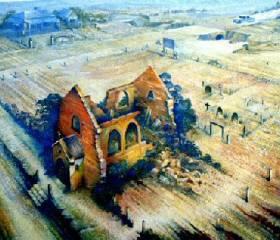 painting2 church a